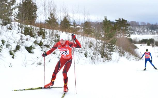 Тульский лыжник Александр Мужицкий стал лучшим в первенстве ЦФО