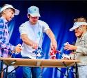 «Ростелеком» подарил тулякам семейный спортивный праздник
