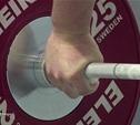 В Туле состоятся соревнования по тяжелой атлетике