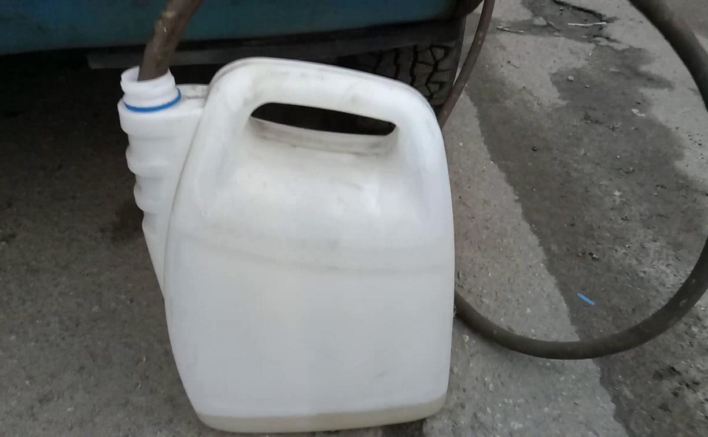 В Туле водитель муниципального учреждения присвоил топливо на 288 тысяч рублей