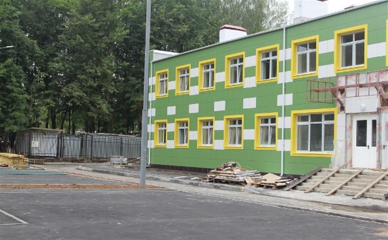 4 сентября откроется электронная запись в детсад тульского села Зайцево
