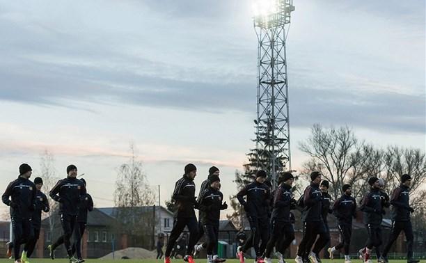 «Арсенал» готовится к матчу с «Уфой»