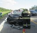 В ДТП на М-4 пострадали шесть человек