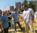 Туляки проверили ход строительства спортобъектов на «Кировце»