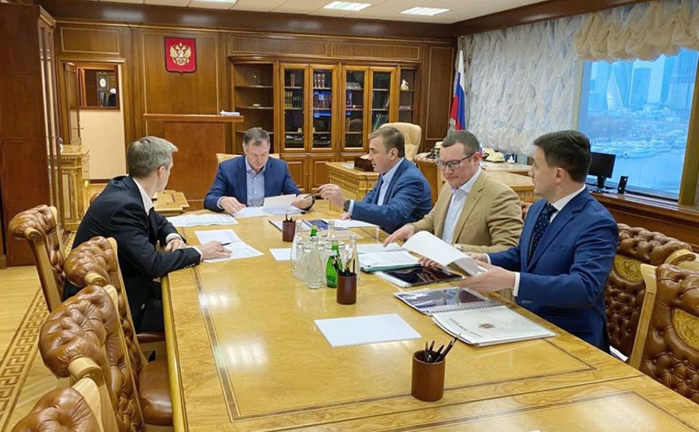 Алексей Дюмин предложил упростить процедуру достройки домов для обманутых дольщиков