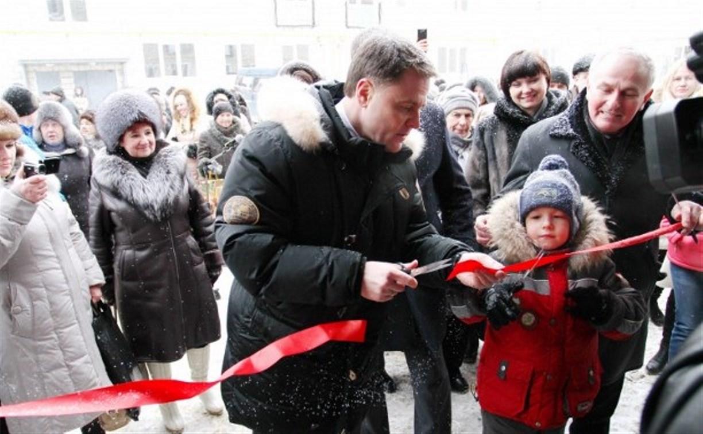 56 семей из Донского получили от губернатора ключи от новых квартир