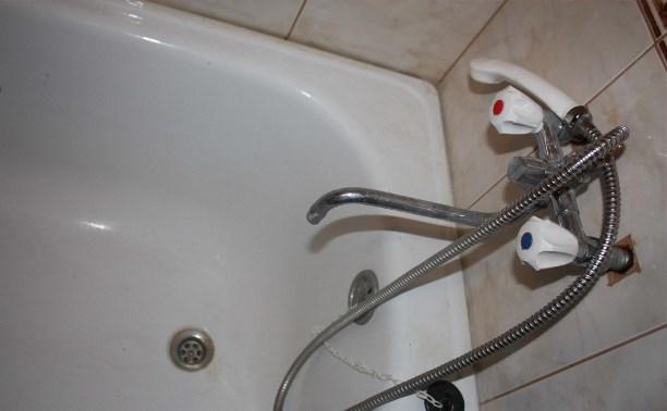 Тулячка утопила двухмесячного сына в ванне с водой