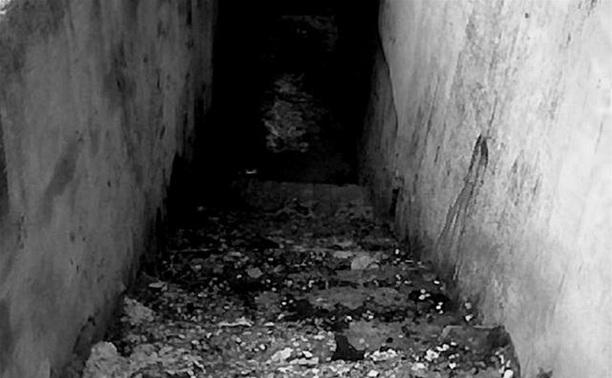 В Веневском районе в подвале дома обнаружен труп молодой девушки
