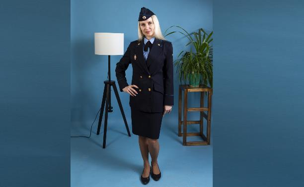 Победительницей конкурса Myslo «Красотка в погонах» стала Екатерина Сучкова