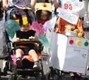 В тульском МамПараде 2013 приняли участие пятнадцать тысяч человек!