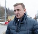 Алексей Дюмин о карстовом провале на Щекинском шоссе: «Это результат бесхозяйственности»