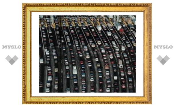 В 2035 году в мире будет 3 миллиарда автомобилей
