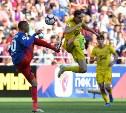 ЦСКА крупно обыграл тульский «Арсенал»: 3:0