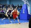 Тульским баскетболистам не хватило одного попадания в финальном турнире ЦФО