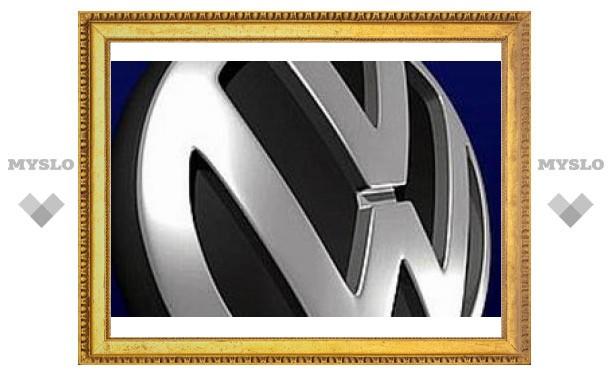 VW привезет во Франкфурт машину с расходом литр на сто километров