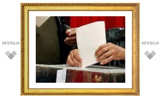 Тульская милиция готовится к выборам