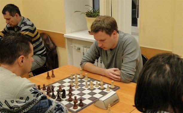 Тульские шахматисты «по-быстрому» определили чемпионов области