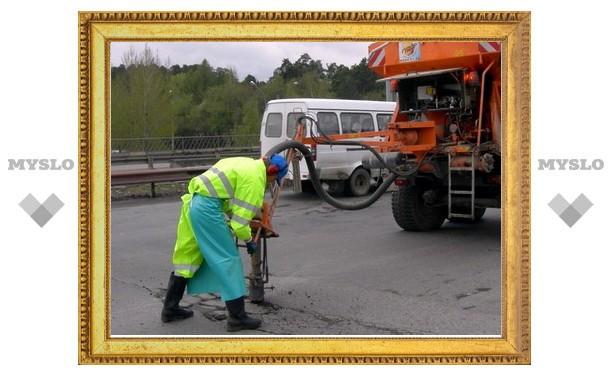 В 2011 году Тула истратит на дороги более 500 миллионов рублей