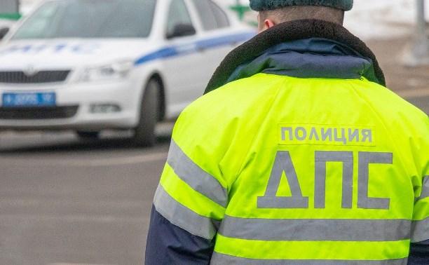 В Щекино водитель сбил 8-летнего ребенка