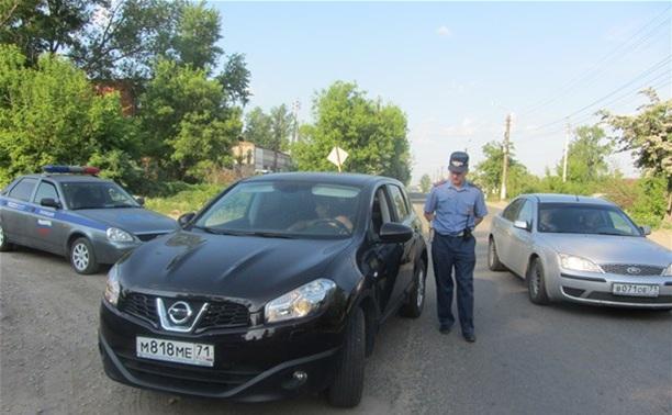 ДПС вновь объявила охоту на нетрезвых водителей