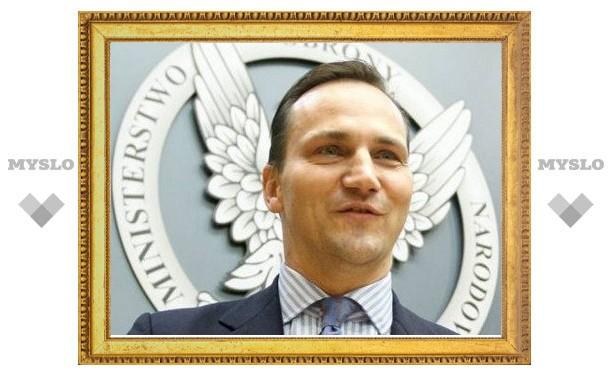 Глава МИД Польши признал ошибку пилотов под Смоленском