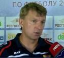 Тренер «Арсенала» Андрей Козлов: «Мы старались играть в свой футбол»