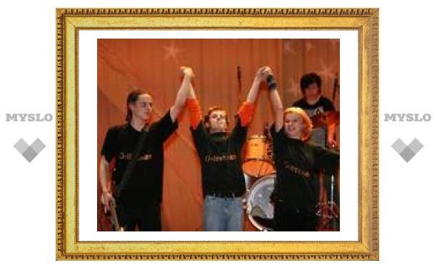 В Туле выбрали лучшую рок-группу