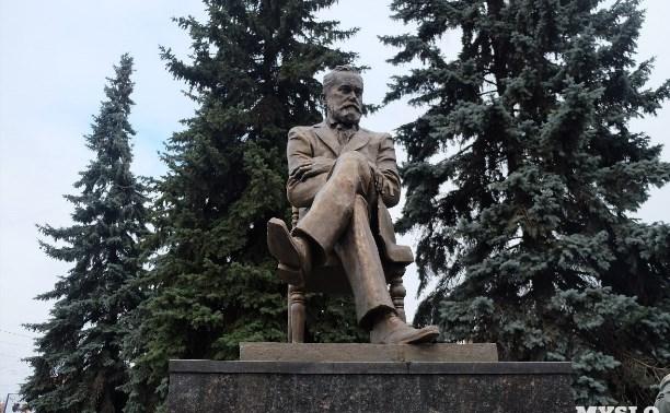 В Туле выберут лучший рисунок памятника Глебу Успенскому