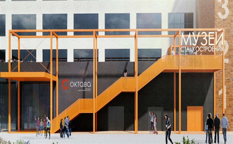 Как будет выглядеть музей станкостроения в Туле?