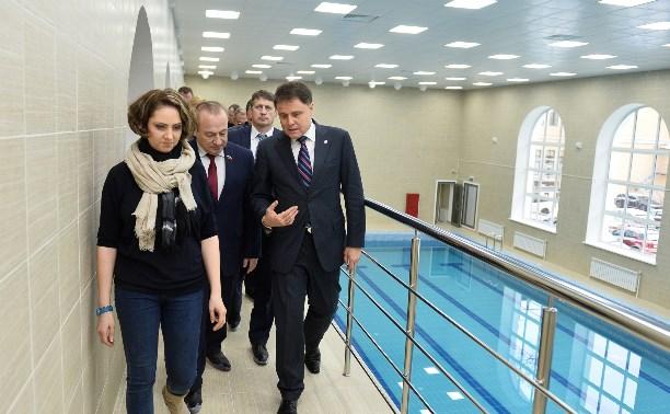 Фитнес-центр «Гоголь» откроется в конце декабря