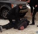 В центре Тулы неизвестные похитили двух мужчин