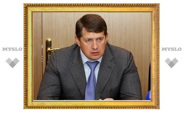 """""""С этого года транспорт будет закупаться только низкопольный"""", - мэр Тулы Евгений Авилов"""