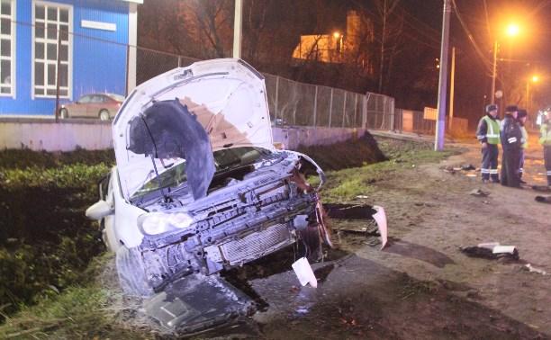 Жуткое ДТП в Туле: столкнулись московское и калужское авто, погиб мужчина