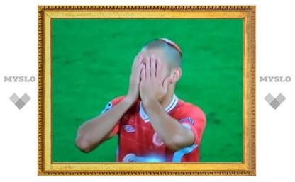 Израильский футболист надел кипу и помолился во время матча