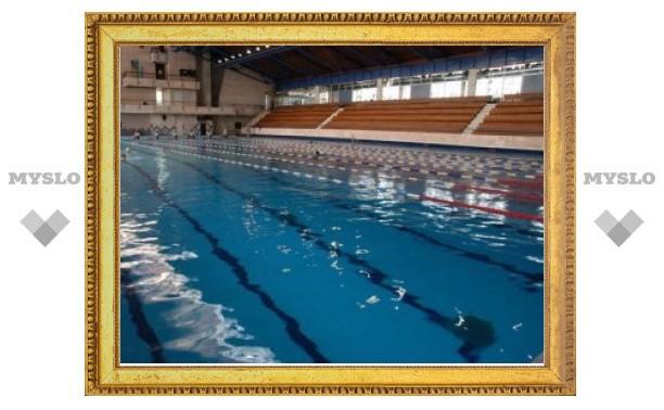Большой бассейн тульского стадиона начинает новый сезон