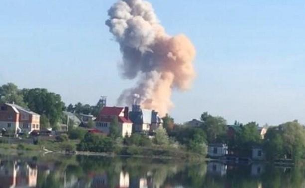 Выброс с Косогорского металлургического завода: на предприятии пока не комментируют происшествие
