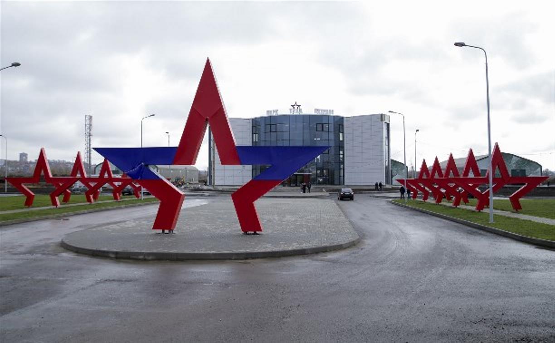 Военный госпиталь в Туле рядом с парком «Патриот» построят к 2023 году