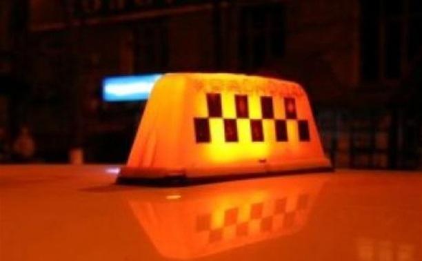 Трое жителей тульской области избили и ограбили таксиста