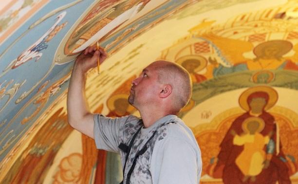 Реставрационные работы на территории кремля закончат ко Дню города