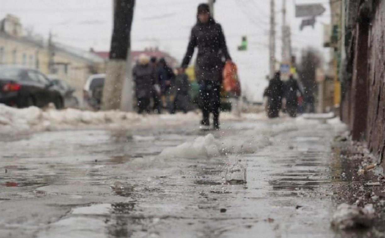 На Тулу идет резкое похолодание: ГИБДД предупреждает туляков об опасности на дорогах