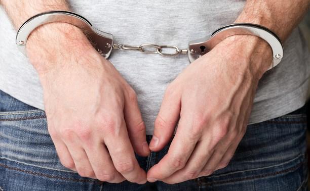 Тульская полиция задержала вора-рецидивиста