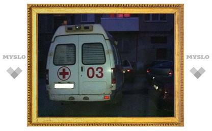 В Пролетарском районе Тулы сбили пешехода