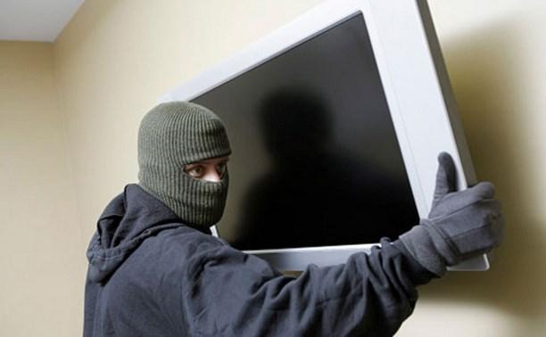 В Новомосковске наркоман украл телевизор у своей матери