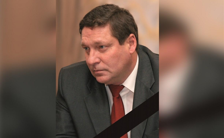 Скончался проректор по финансовой деятельности ТулГУ