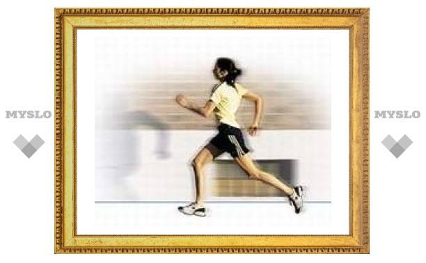 Бегунья из Тулы установила рекорд