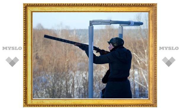 В Туле прошли соревнования по стендовой стрельбе среди охотников