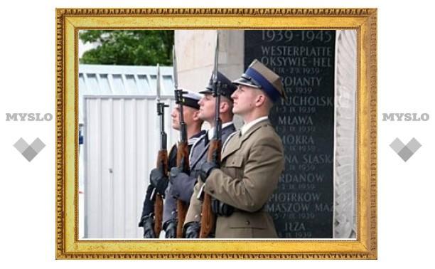 Войско польское примет участие в параде Победы