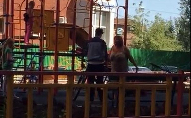 Тулячка угрожала облить детей кислотой: полиция проводит проверку