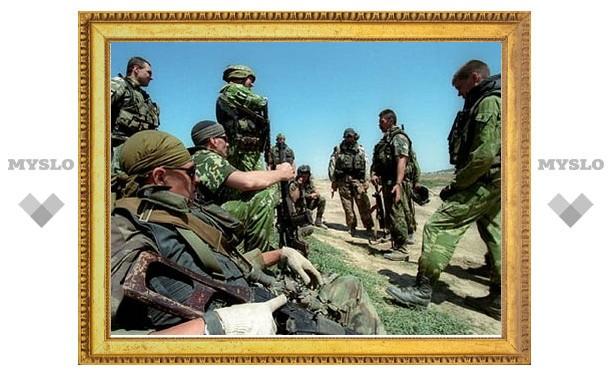 В боях за Триполи принял участие иностранный спецназ