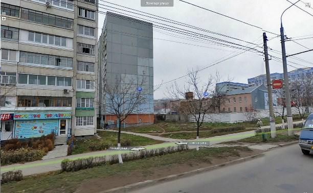 Возле пожарной части на ул. Ложевой хотят построить торговый центр